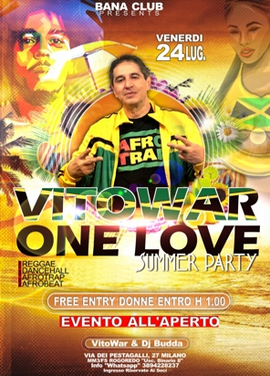 One Love Summer Party