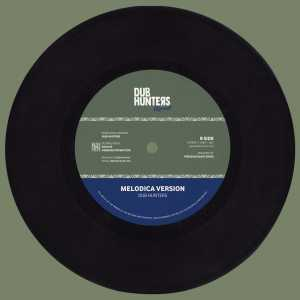 "Dub Hunters feat Dixie Peach ""Never give up Jah"" vinile 7"" 2021 Dub, Dub Release, New Release, Singles"