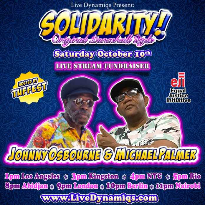 Solidarity Original Dancehall Style