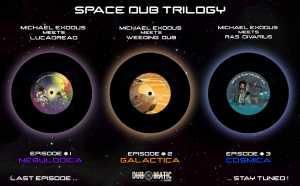 Banner Space Dub Triolgy