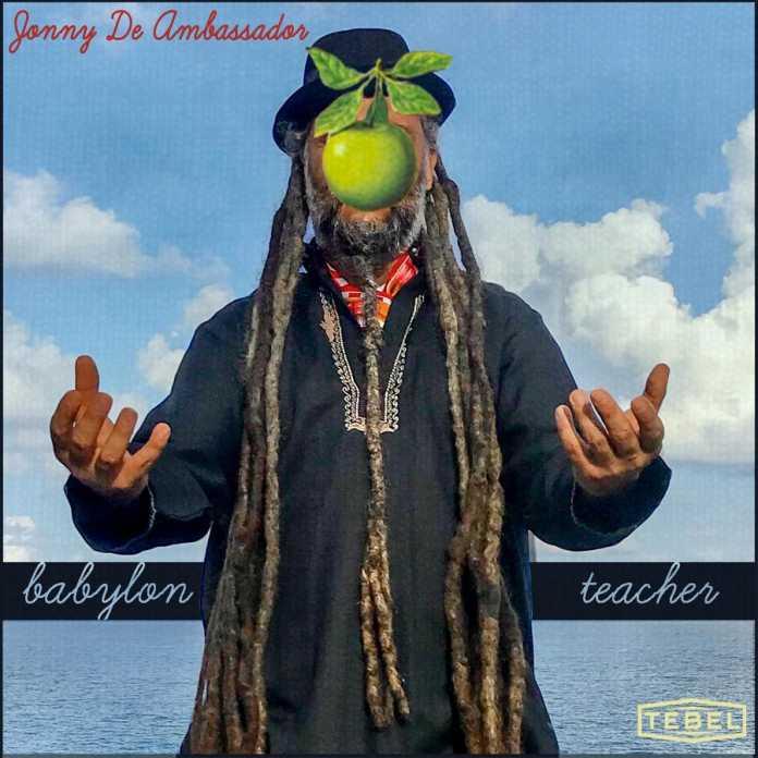 Babylon Teacher by Tebel Crew.