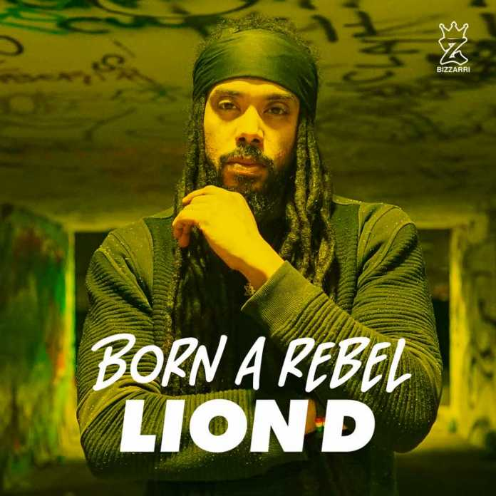 News LION D 'BORN A REBEL' prod Bizzarri