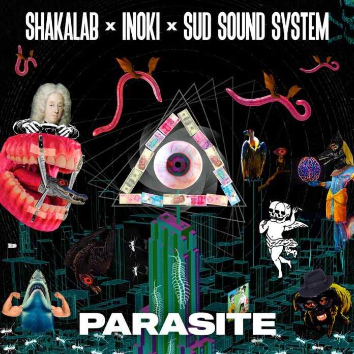 Parasite Shakalab feat Sud Sound System e Inoki