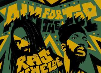 RAS TEWELDE feat. SIZZLA 'AIM FOR THE TOP'