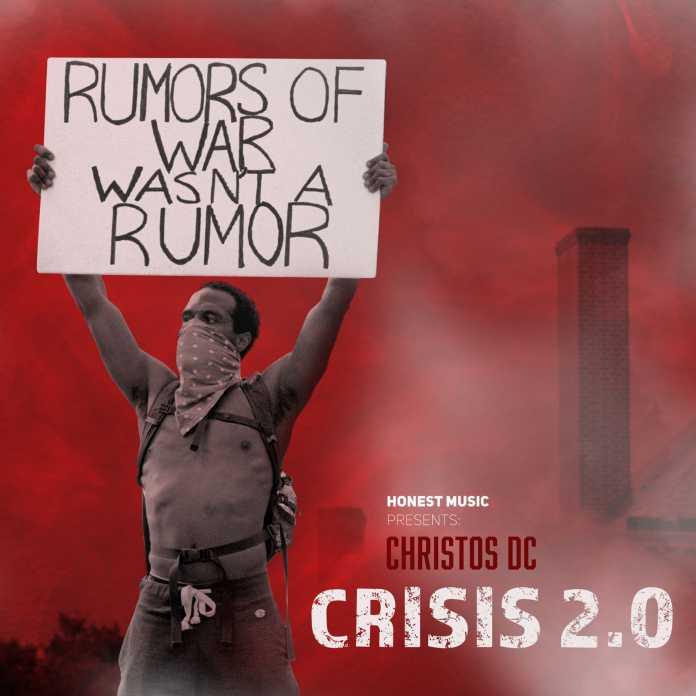 cover-chr'Crisis 2.0', il primo single del prossimo album di Christos DCistos-dc-crisis-20