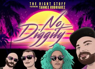 """"""" No Diggity """", il primo singolo dei The Right Stuff feat. Tahnee Rodriguez"""