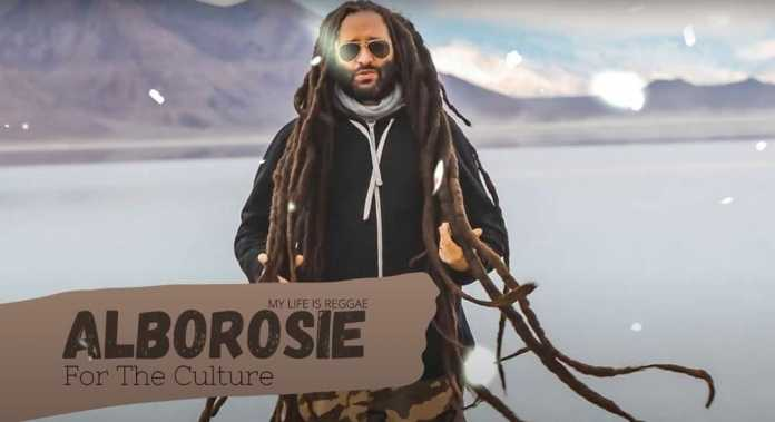 For The Culture il nuovo album di Alborosie