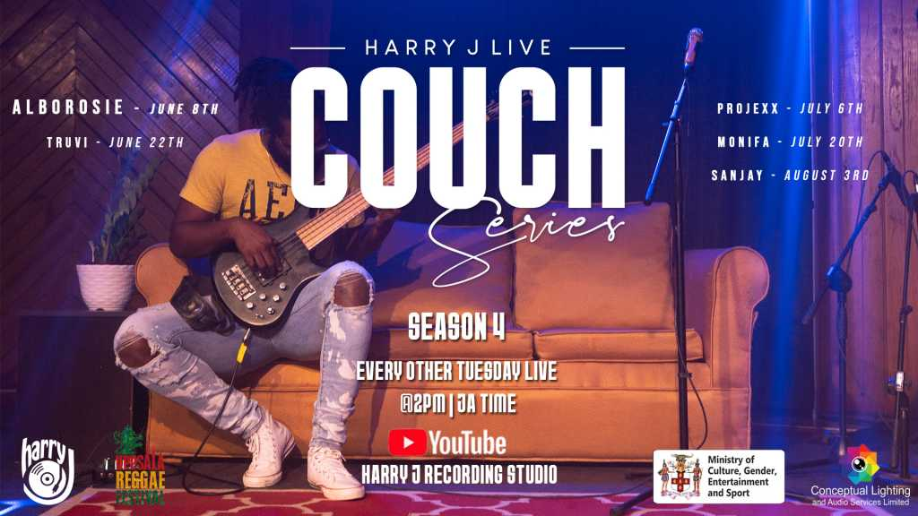 Harry J Live Couch Series