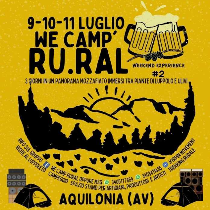 We Camp RuRal