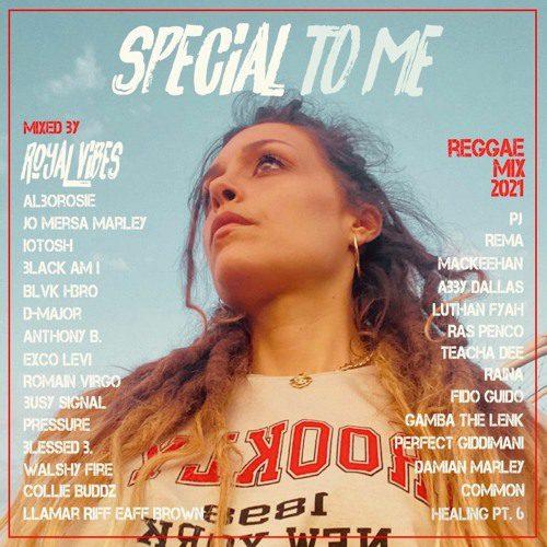 Special To Me è il nuovo mix di Royal Vibes