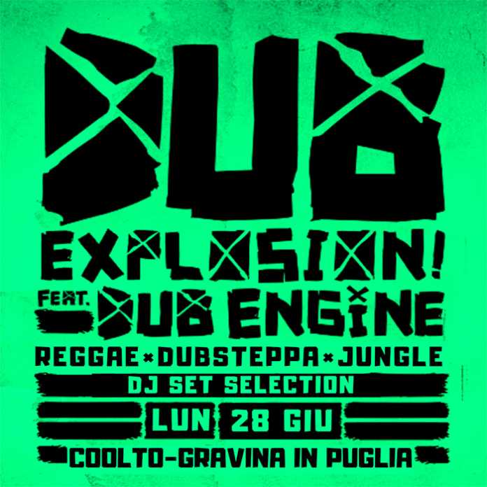 DUB ENGINE // DJ SET @ COOLTO