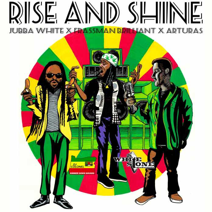Jubba White - Rise and Shine cover