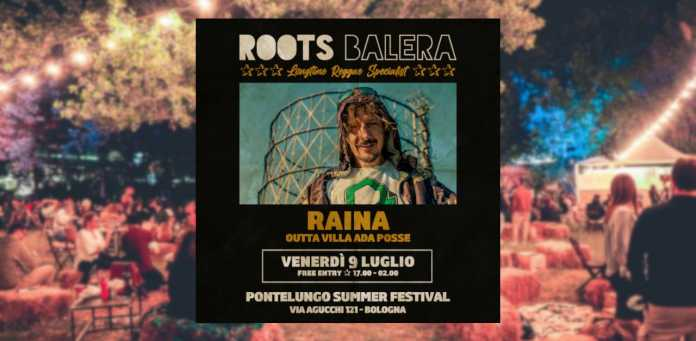 RAINA special guest @ Pontelungo Summer Festival Roots Balera