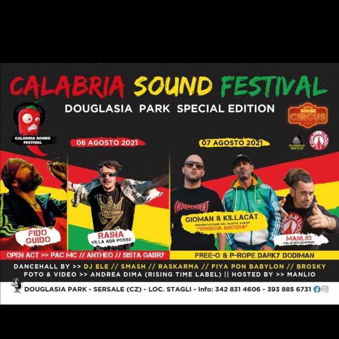 Calabria Sound Festival (Douglasia Park Special Edition - SILA)