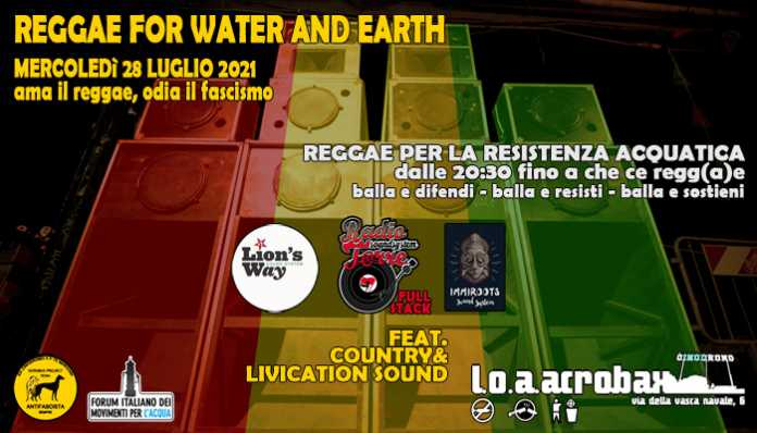 Reggae for Water and Earth