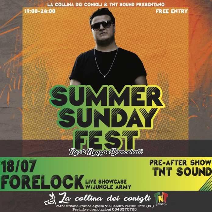Summer Sunday Fest w/ FORELOCK (Live Showcase)