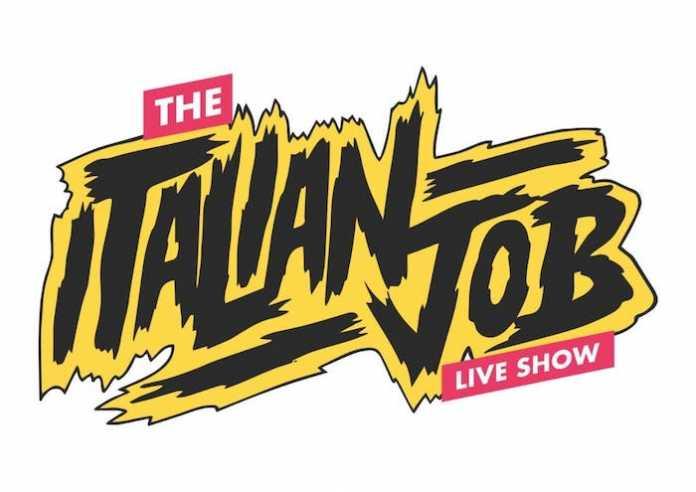 The Italian Job Live Showcase! Pakkia Crew + VIRTUS & SEALOW