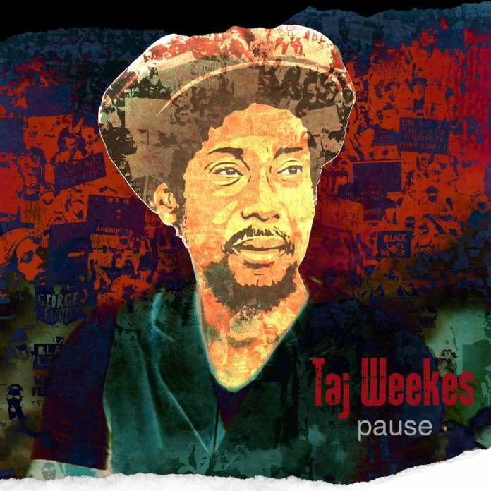 Taj Weekes: 'Pause' for a cause