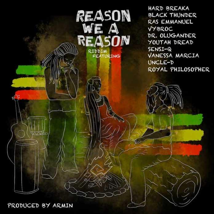 Reason We A Reason - Armin
