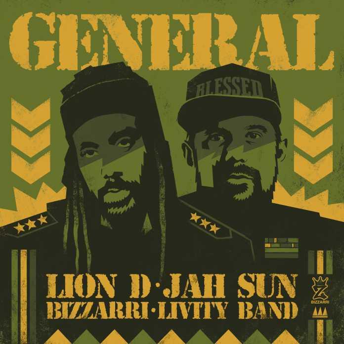 LION D feat. JAH SUN : ' GENERAL '